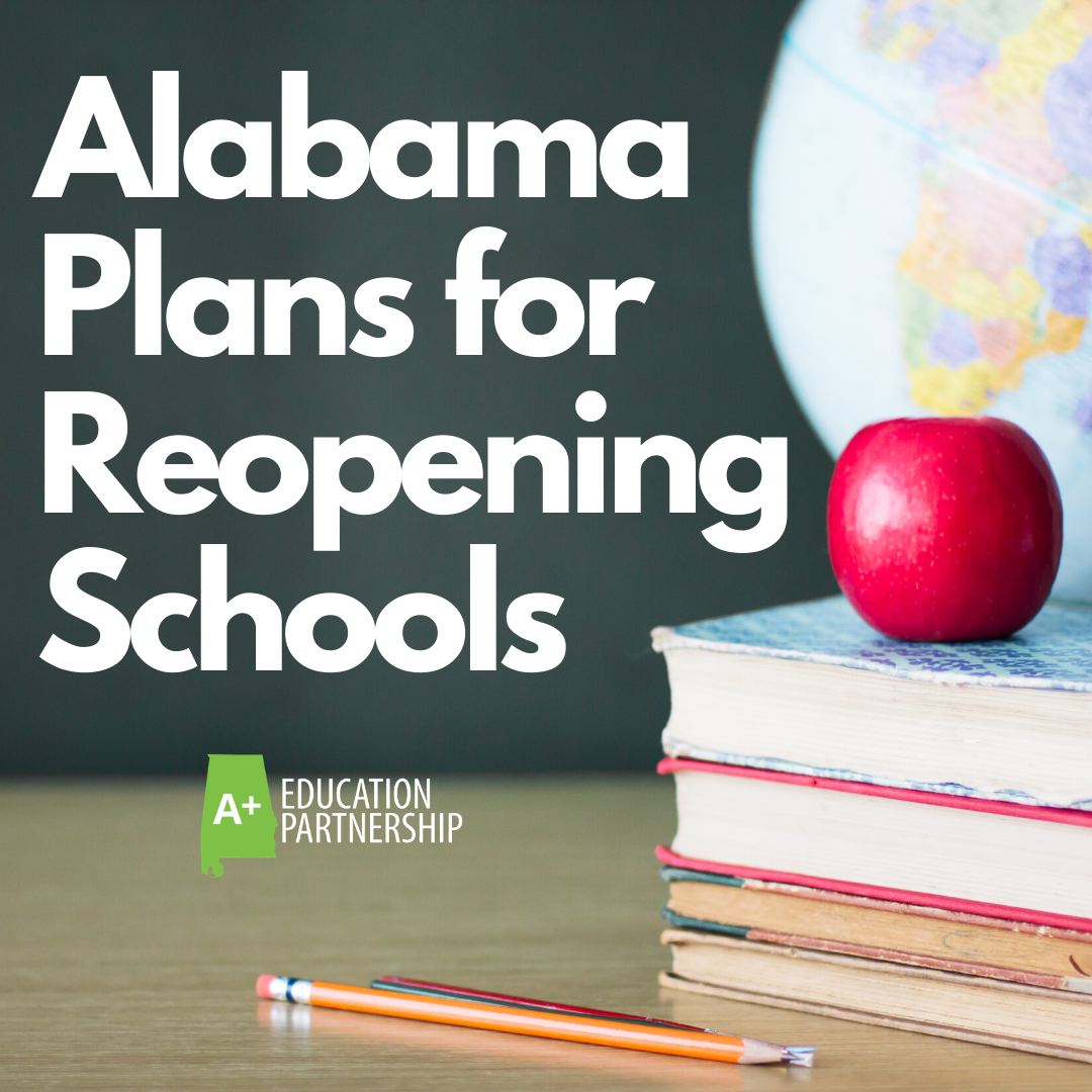 ALSDE Reopening School Plan